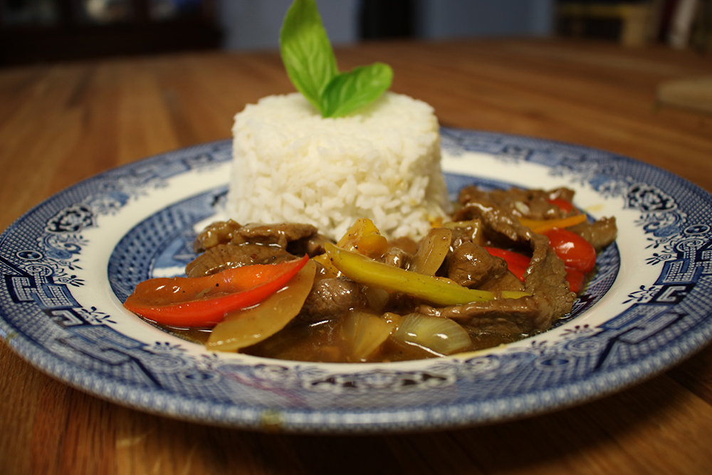 Far East Pepper Steak