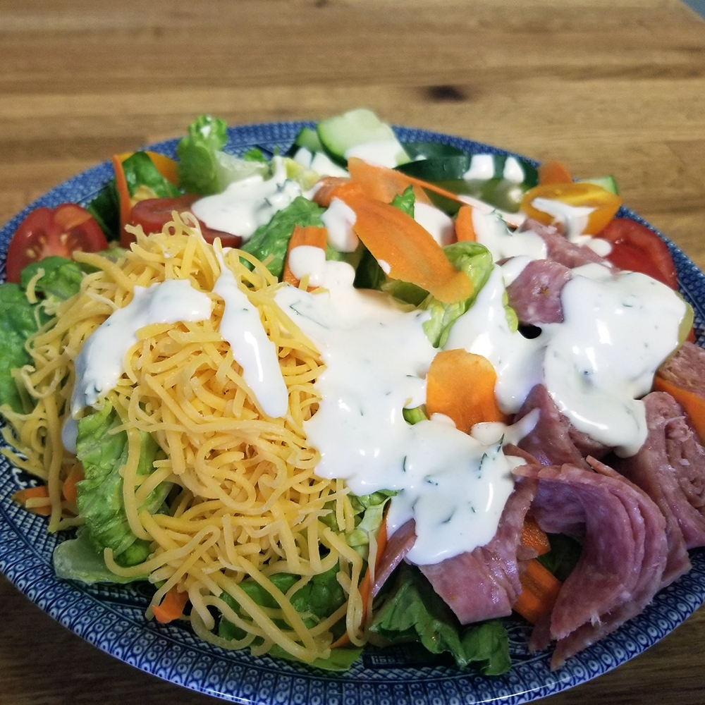 Read more about the article Southern Farmhouse Ranch Dressing
