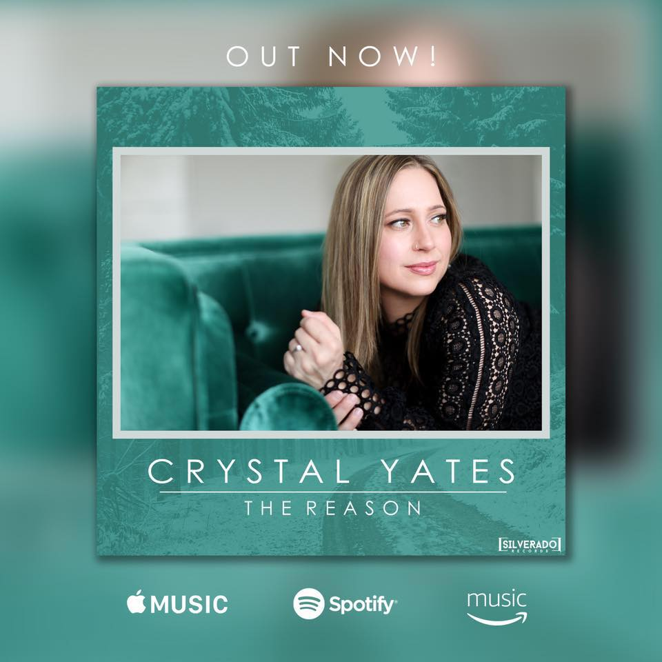 """""""The Reason"""" The New Christmas Album from Crystal Yates"""