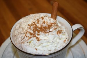 Flaming Hot Chocolate Southern Fellow