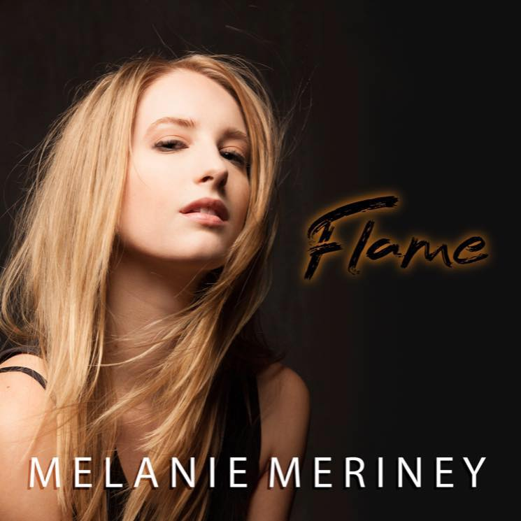 """New Single """"Flame"""" by Melanie Meriney Out Now"""