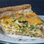 Southern Fellow Sunday Quiche