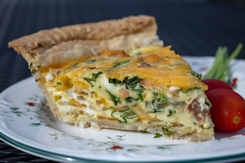 Southern Sunday Quiche
