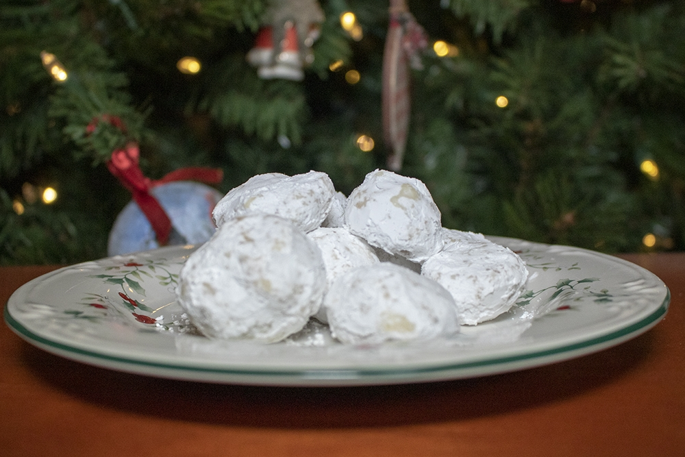 Read more about the article Okeechobee Snowball Cookies