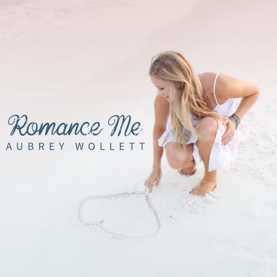 """Romance Me"" The New Single From Aubrey Wollett"