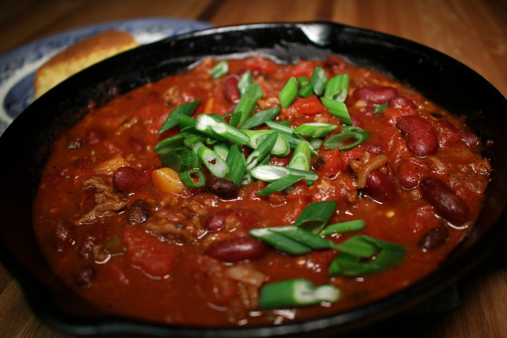 Venison and Bean Chili Recipe