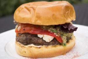 Recipe Photo of Burger