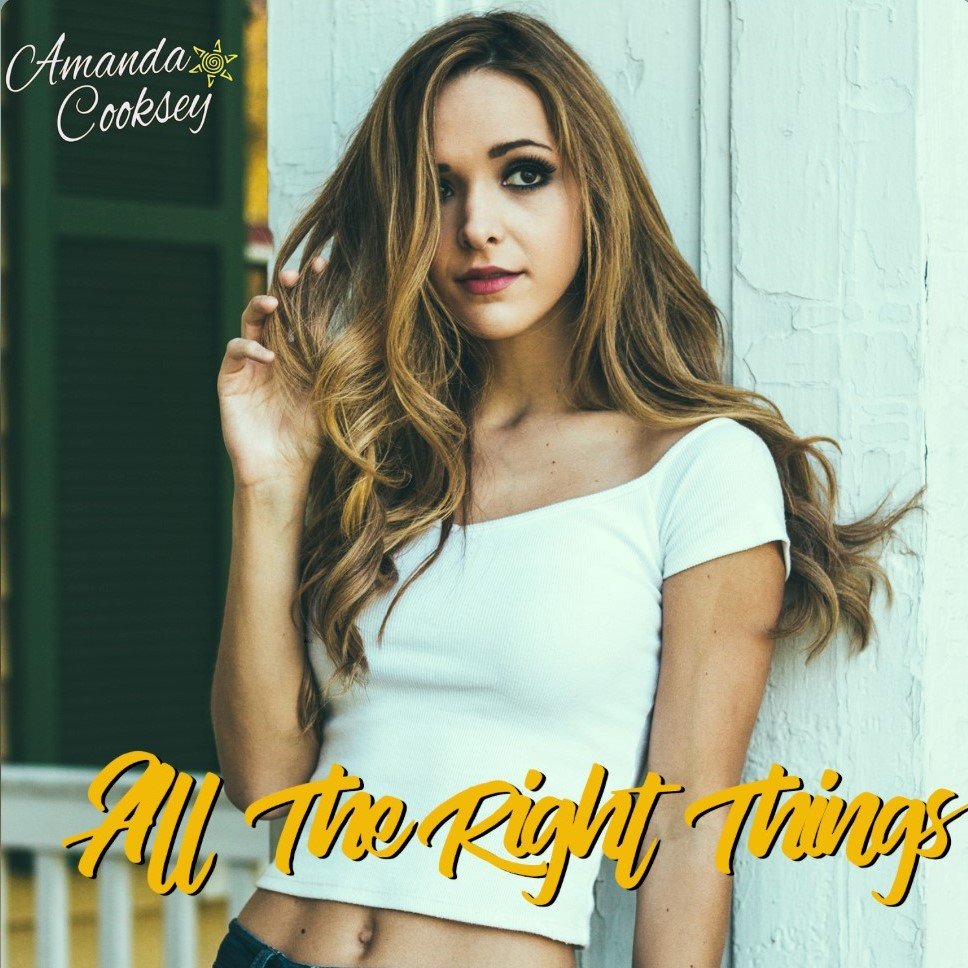 All The Right Things Amanda Cooksey