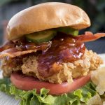 Sweet and Sassy Southern Chicken Sandwich