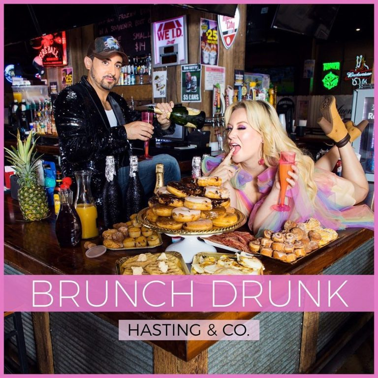 Brunch Drunk Album Cover