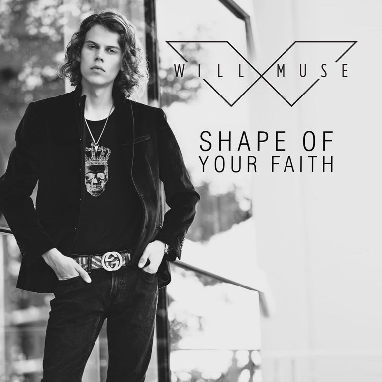 Shape of Your Faith Album Cover