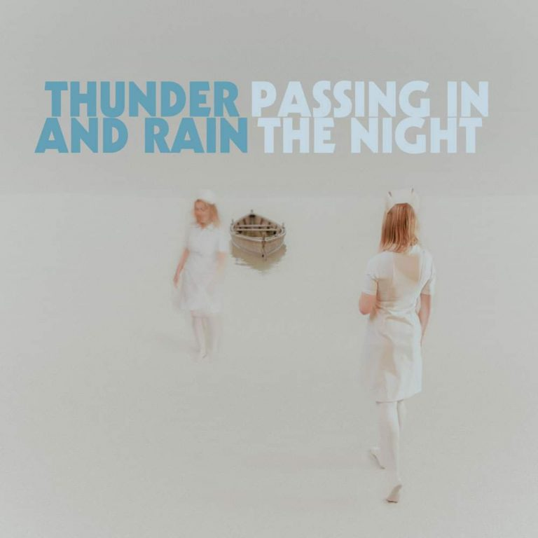 Thunder and Rain Passing in the Night album cover