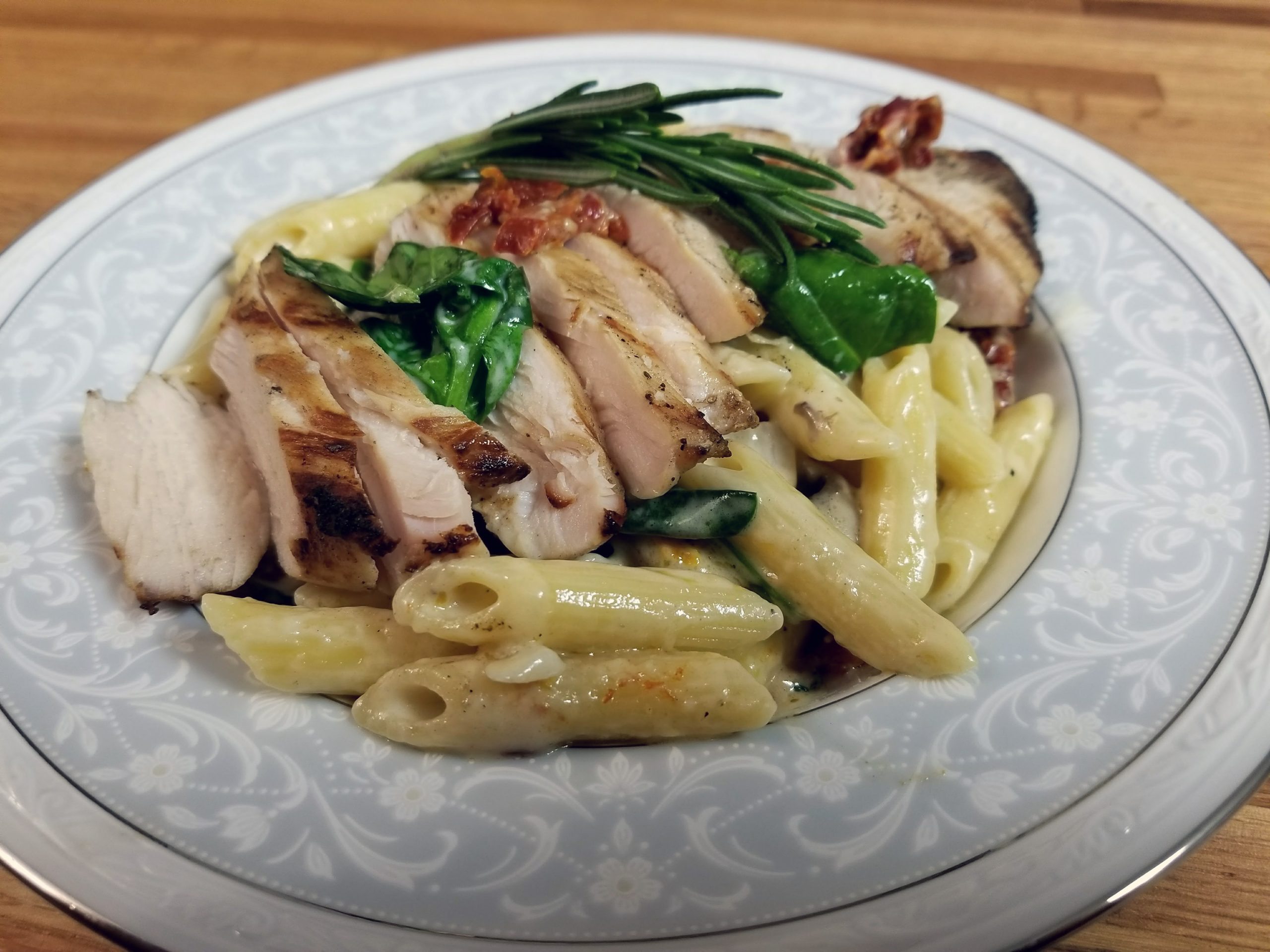 Read more about the article Chicken Florentine