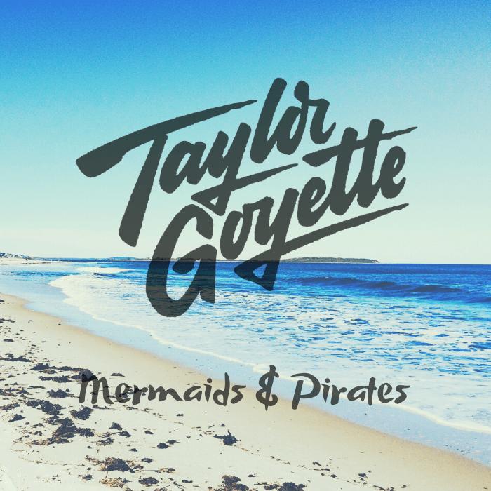 """""""Mermaid & Pirates"""" Album Cover"""