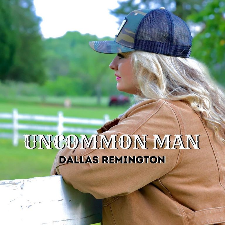 """Uncommon Man"" Album Cover"