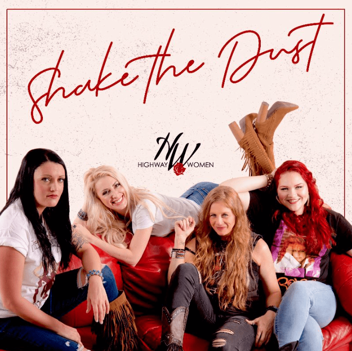 """Shake the Dust"" Album Cover"