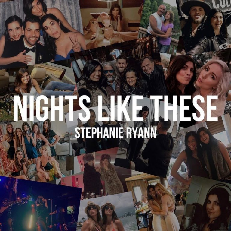"""""""Nights Like These"""" Album Cover"""