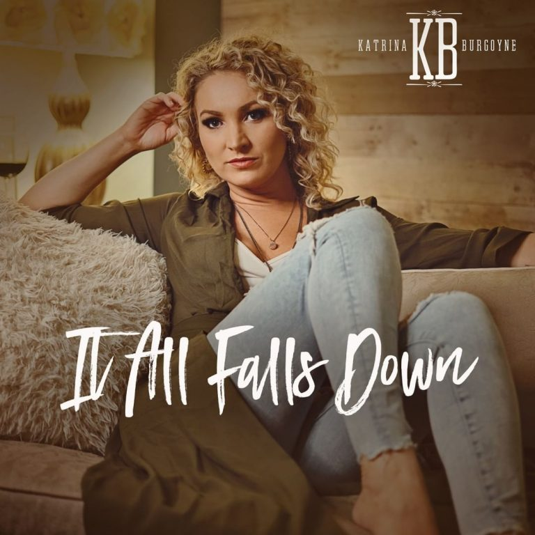 """It All Falls Down"" Album Cover"