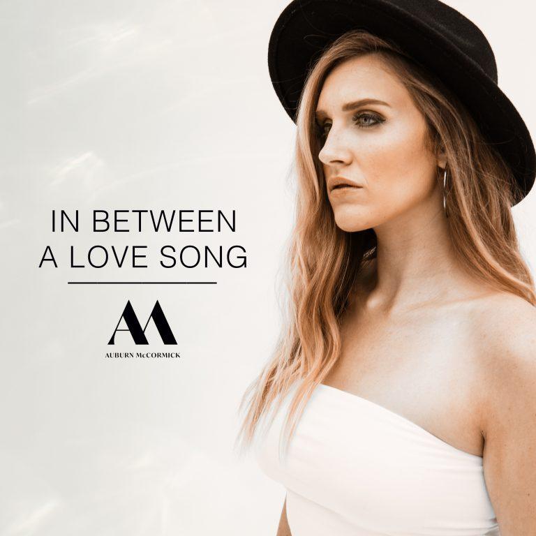 """In Between a Love Song"" Album Cover"