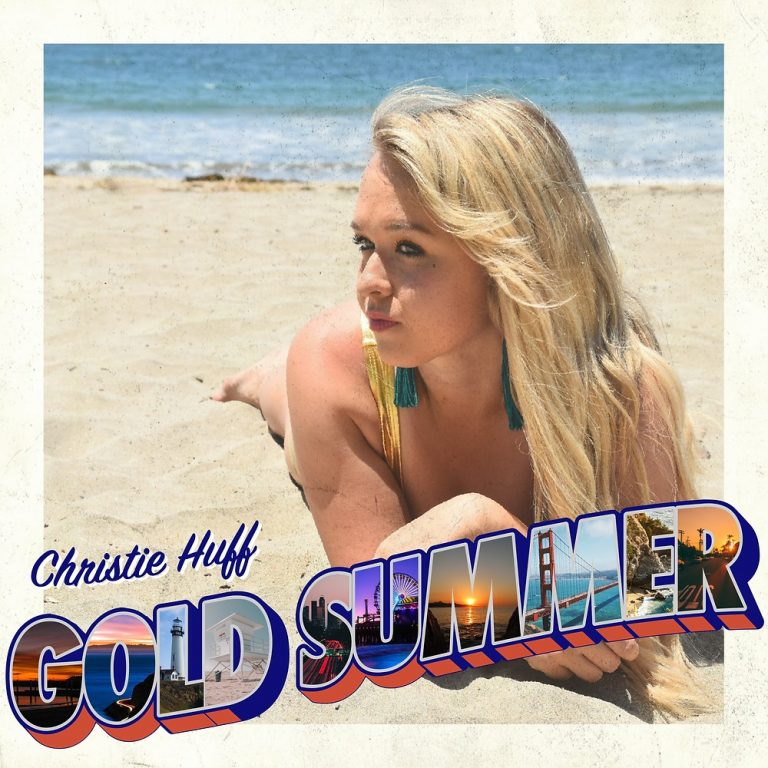 """Gold Summer"" Album Cover"
