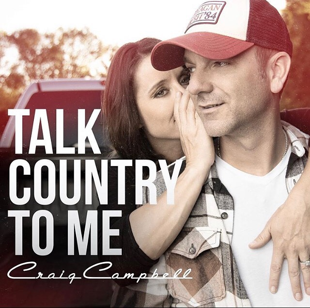 """""""Talk Country To Me"""" Single Cover"""