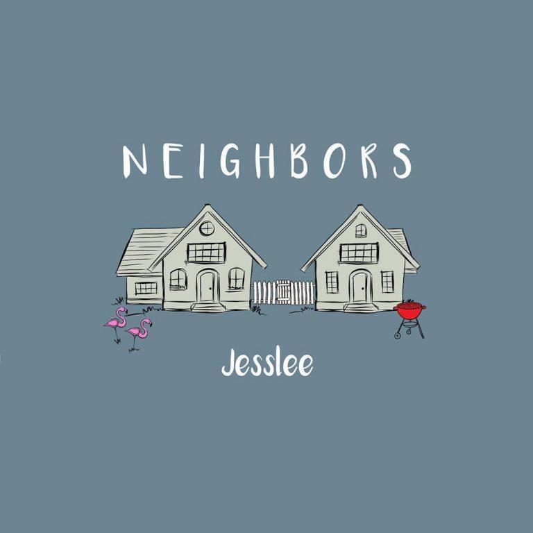 """Neighbors"" by JessLee Single Art"