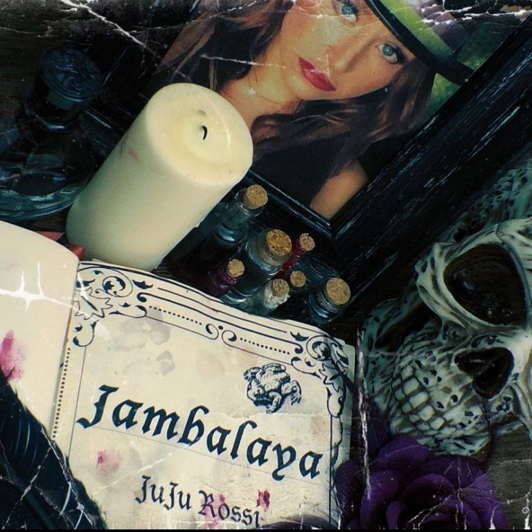 """Jambalaya"" JuJu Rossi Album Cover"