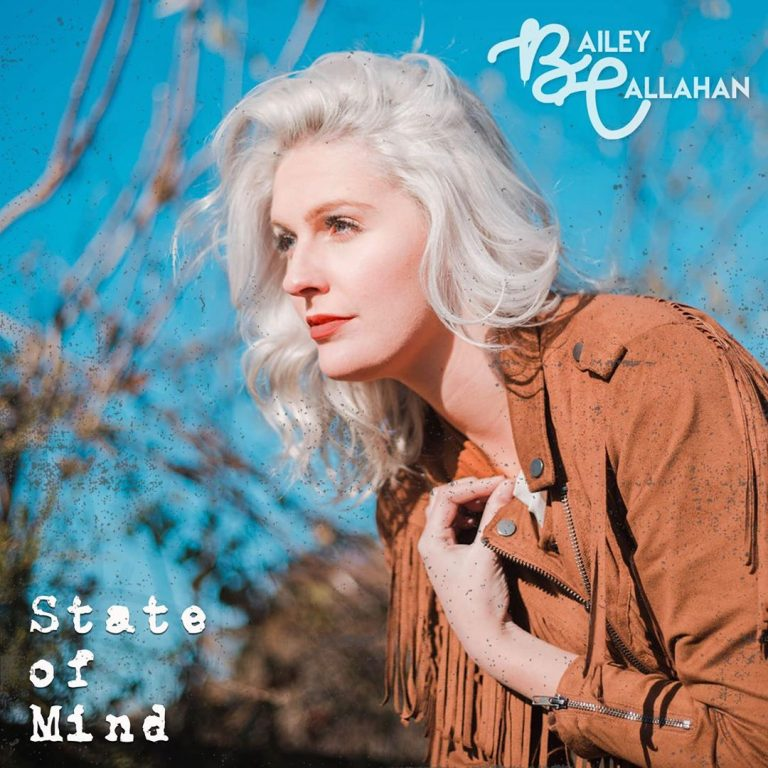 """State of Mind"" Bailey Callahan Single Cover"