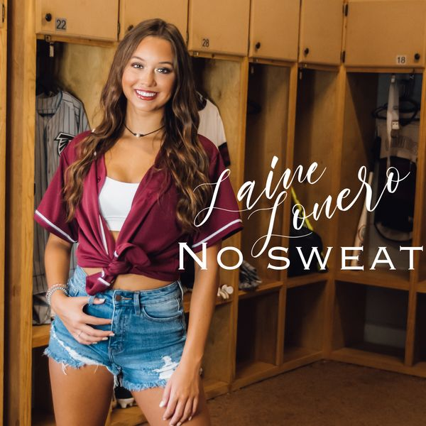 """No Sweat"" Single Cover"