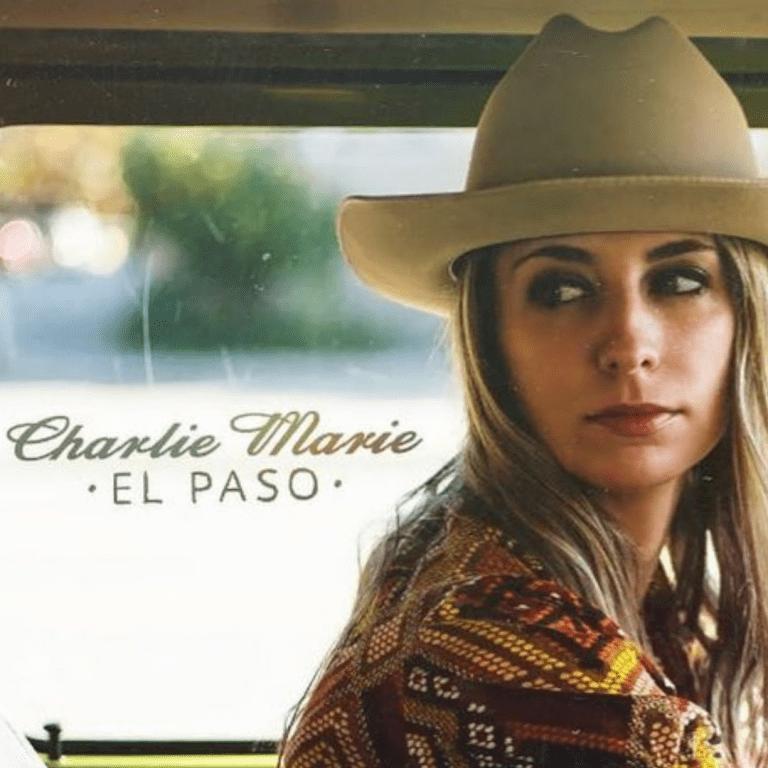 """El Paso"" Charlie Marie Single Art"