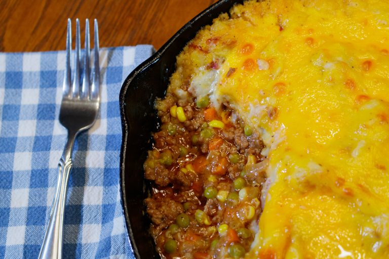 Country Shepard's Pie