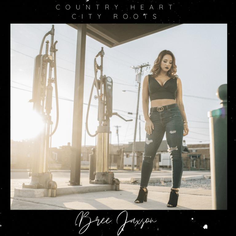 """""""Country Heart City Roots"""" Bree Jaxson Single Art"""