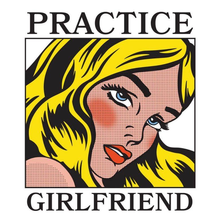 """Practice Girlfriend"" Erin Kirby Single Art"