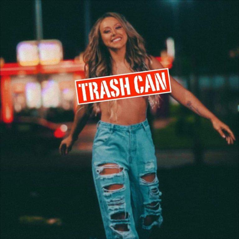 """""""Trash Can"""" JuJu Rossi Single Art Cover"""