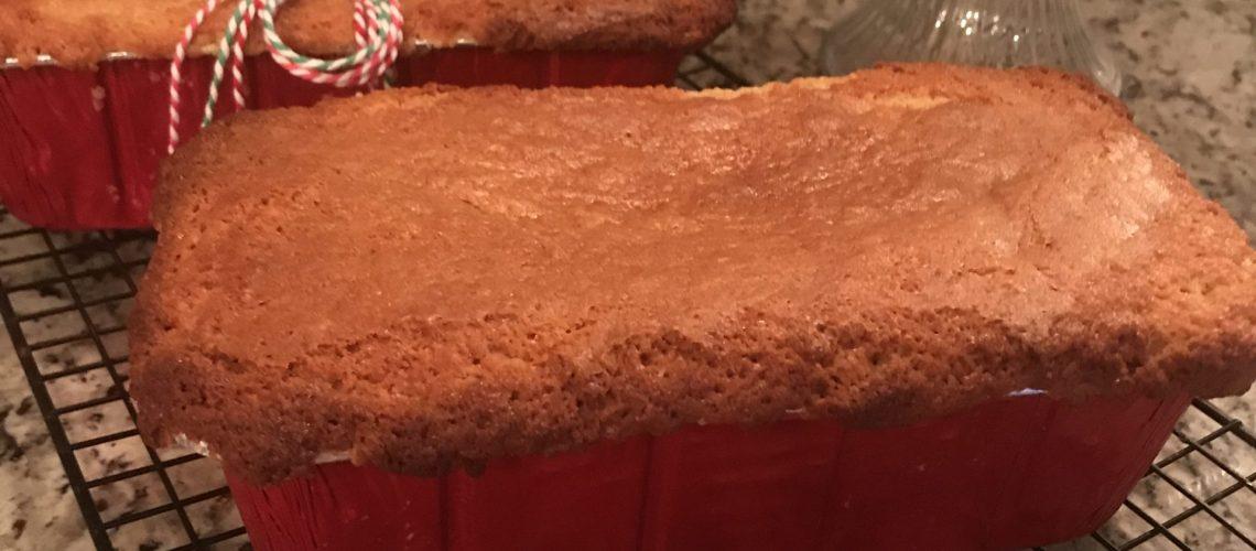 Moriah Domby's Eggnog Bread