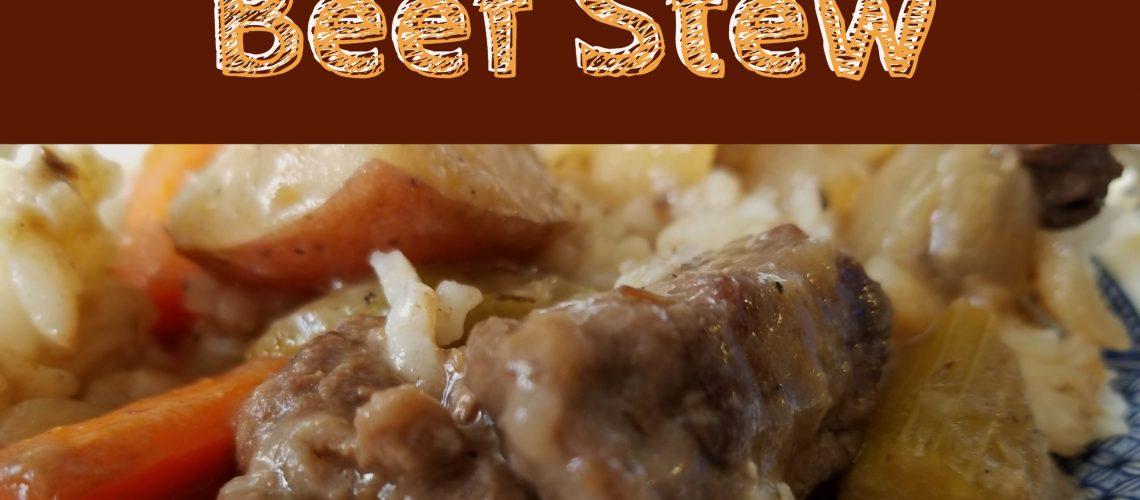 Jennifer's Beef Stew (2)