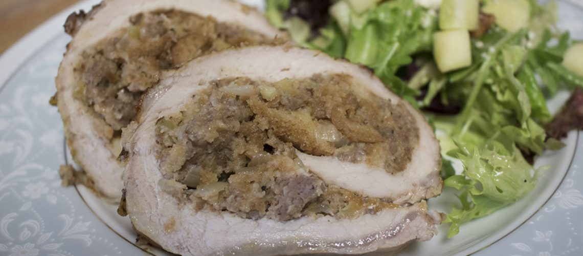 Stuffed Pork Loin Website