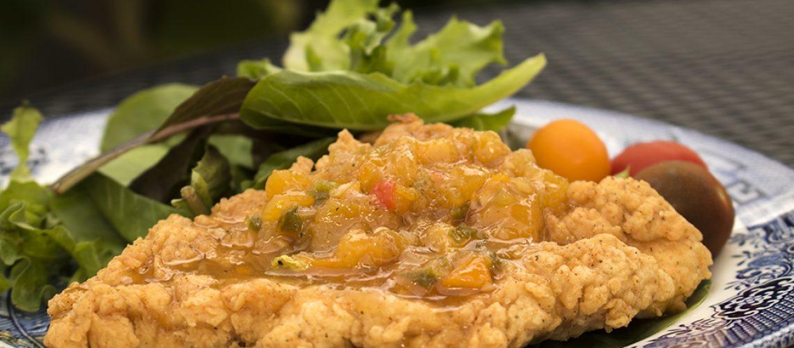 peach fried chicken website